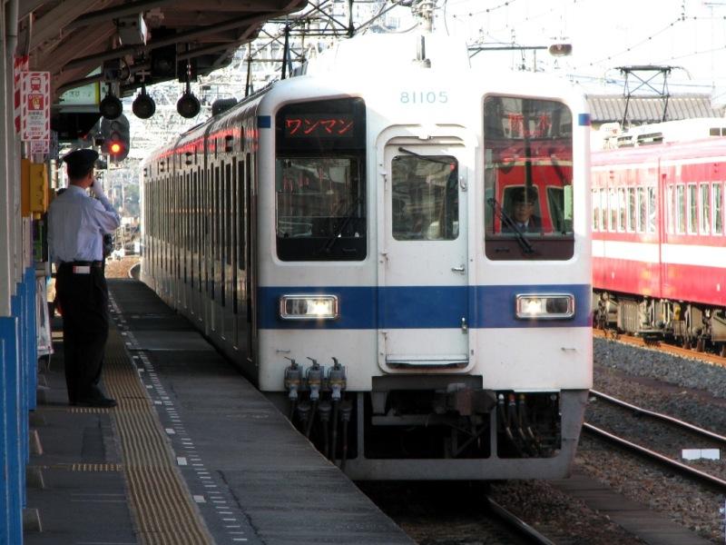 東武宇都宮線ワンマン列車