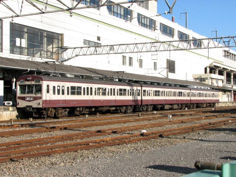 秩父鉄道旧塗装