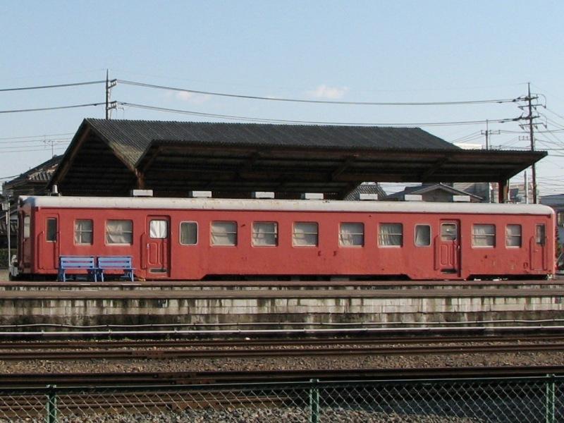 国鉄キハ20