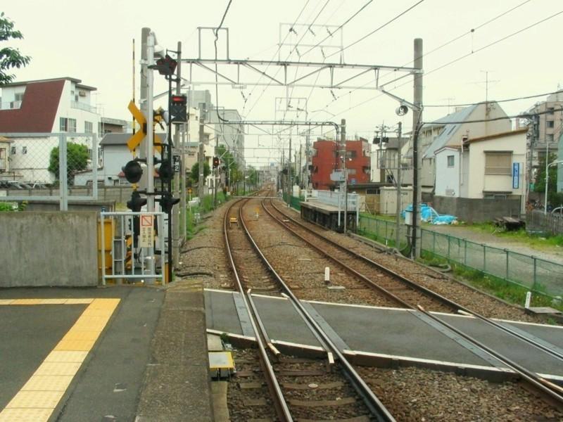戸越公園駅大井町より
