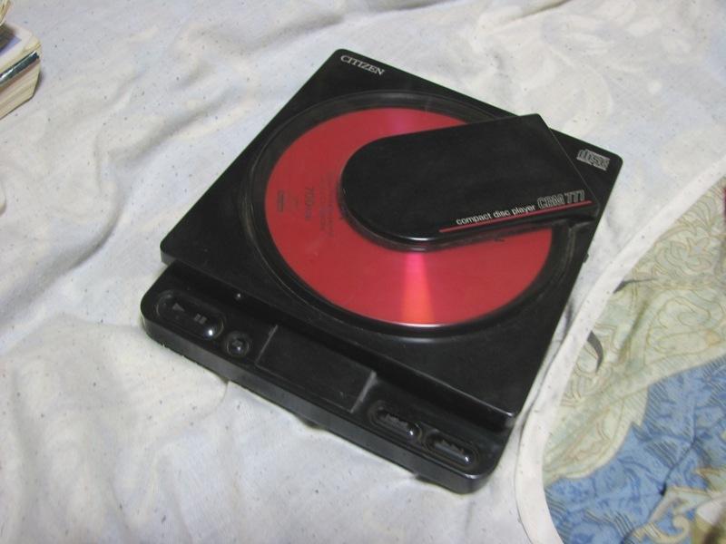 シチズン コンパクトディスクプレーヤー CBM777