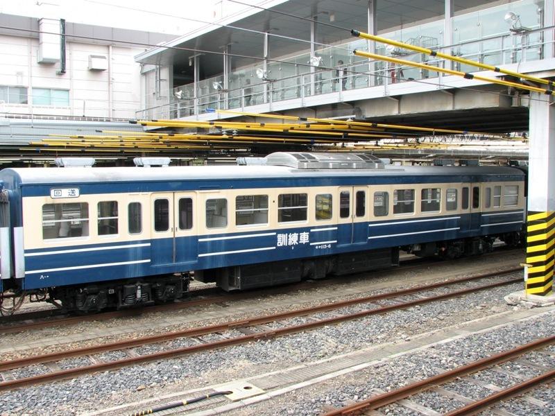 モヤ115-6