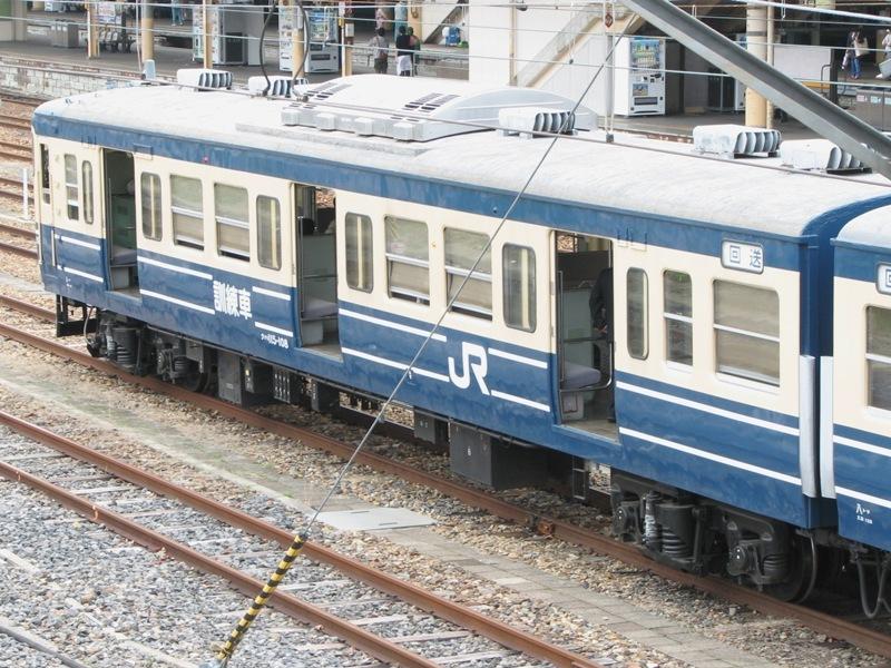 クハ115-108