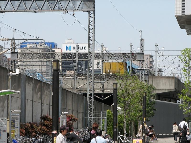秋葉原駅より北側