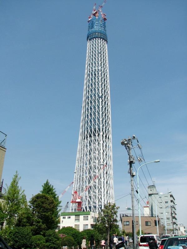 東京スカイツリー 2010/05/03