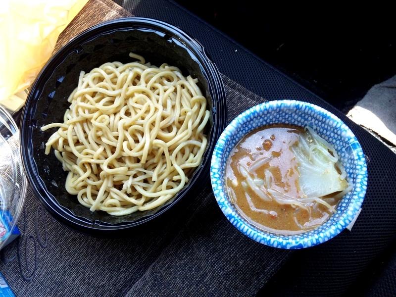 中華蕎麦とみ田 ドロ味噌冷やしつけ麺