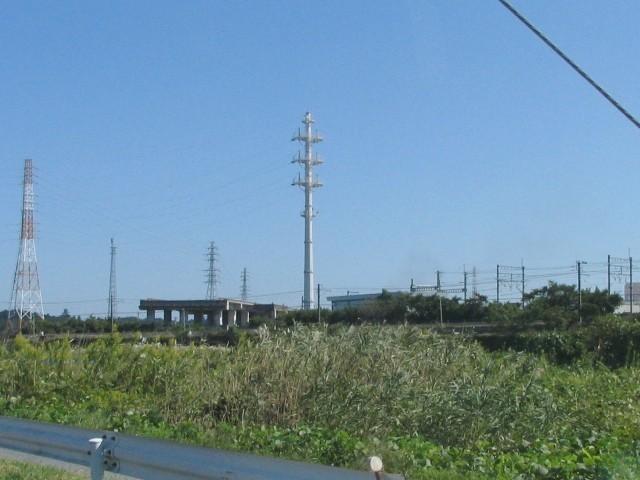 成田新幹線高架