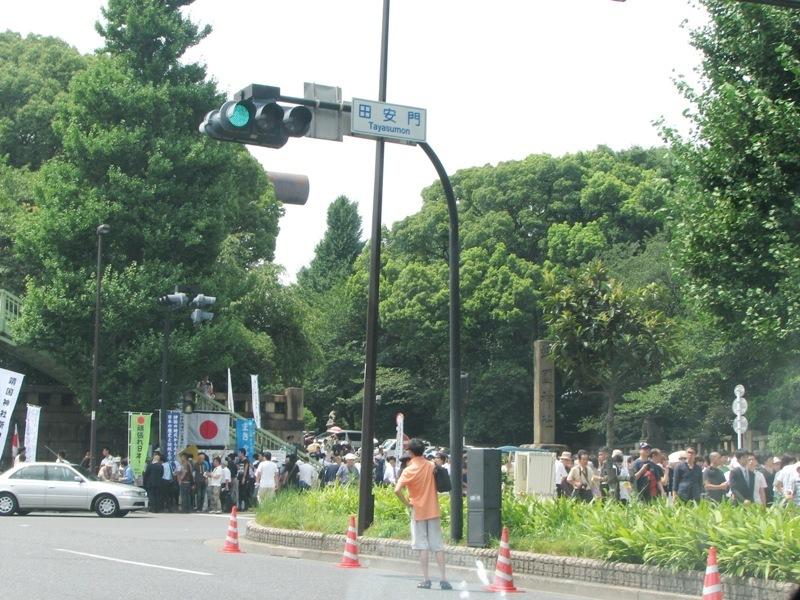 2010(平成22)年8月15日 靖国神社
