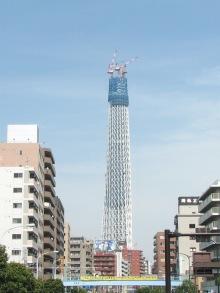 2010/05/03スカイツリー