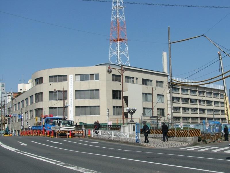 東武鉄道本社