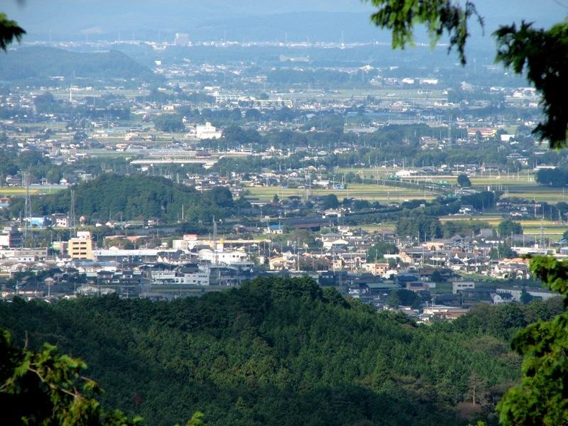 東北道栃木付近