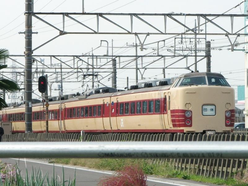 183系電車
