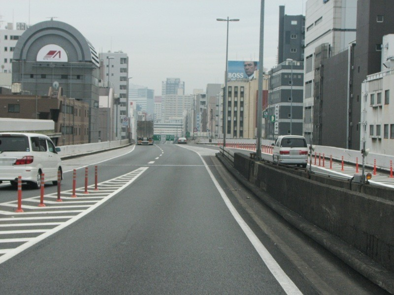 江戸橋JCT