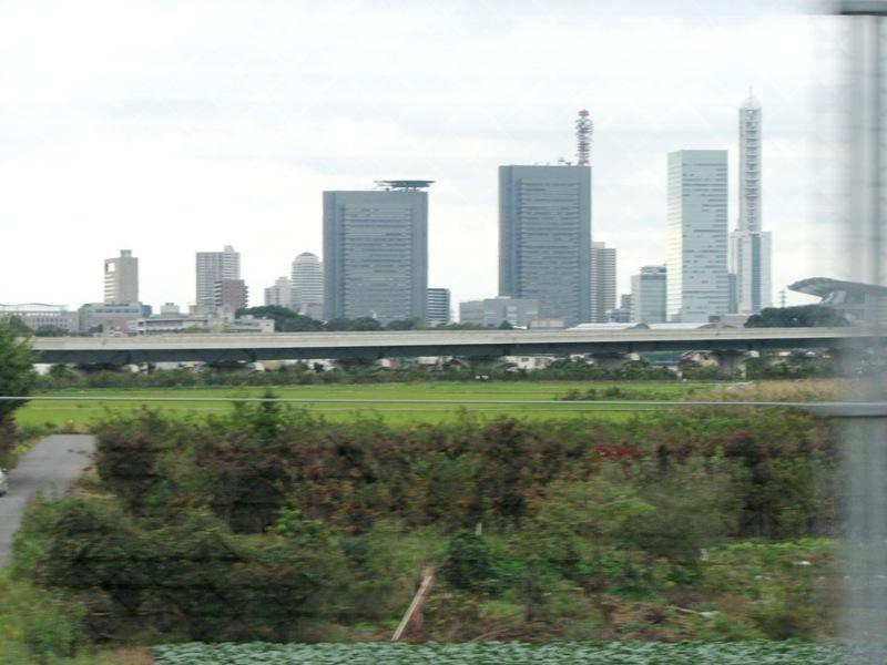 埼玉新新都心線の風景