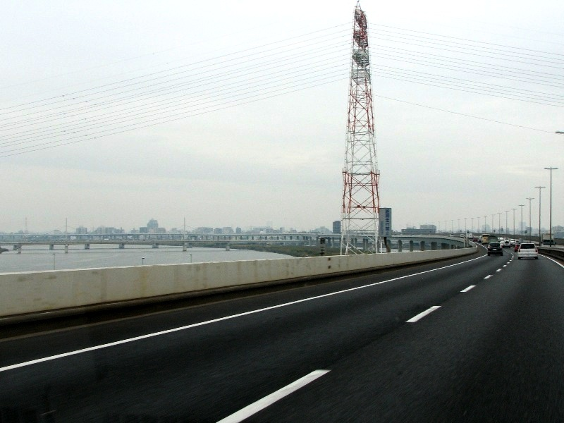 中環と小松川線の交差