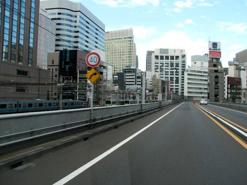 東京高速道路KK線