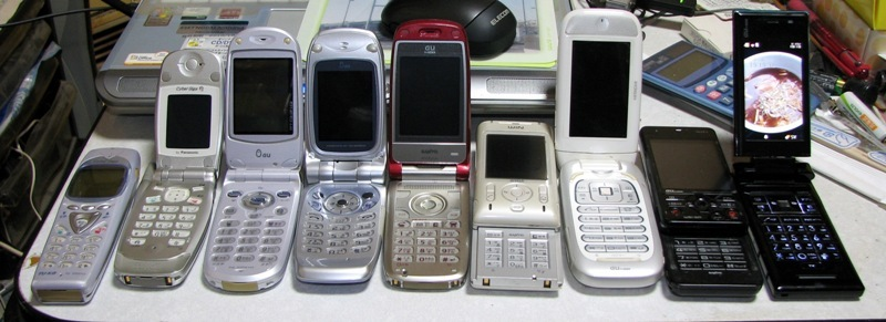 au携帯電話
