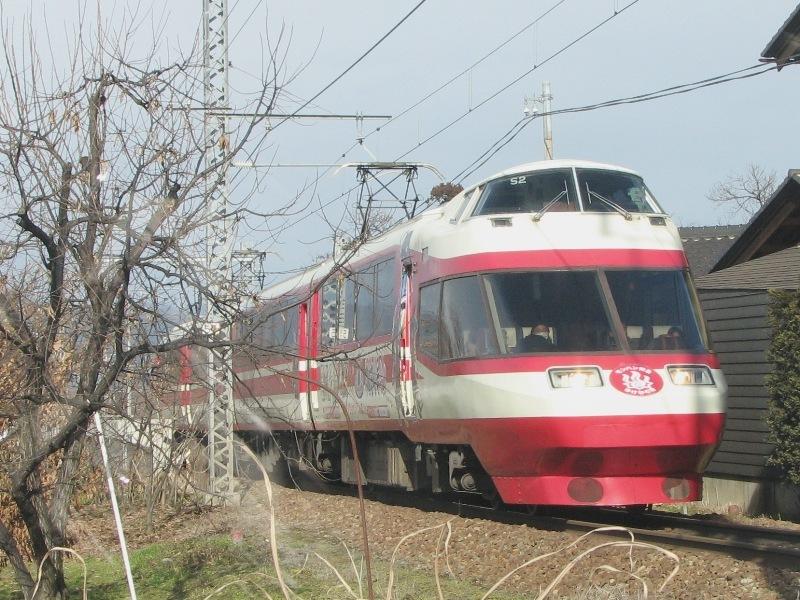 長野電鉄1000系