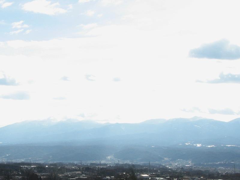 白樺・たでしな高原