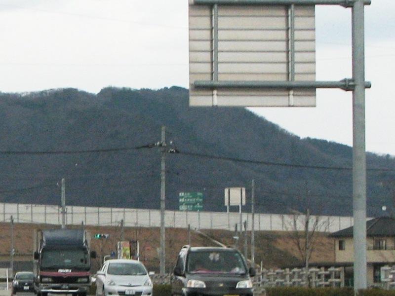 建設中の北関東道