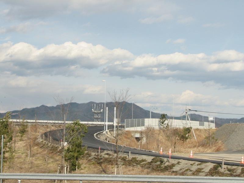 栃木・東北道方面からの出口