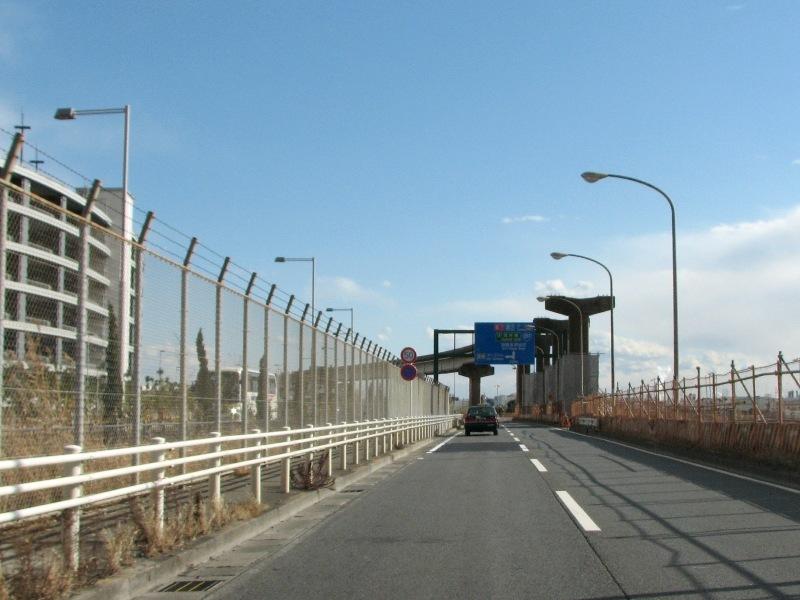 東京モノレール廃線跡