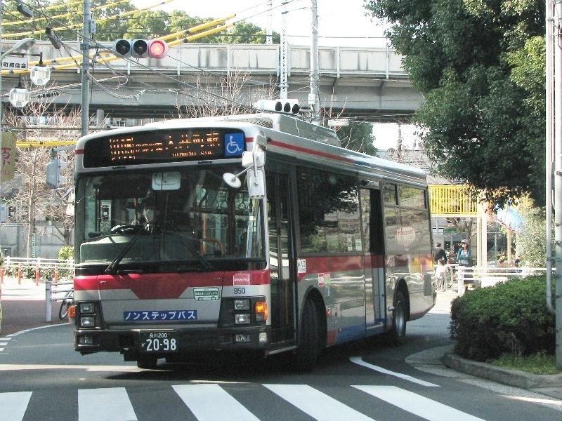 井05 大井町駅行き