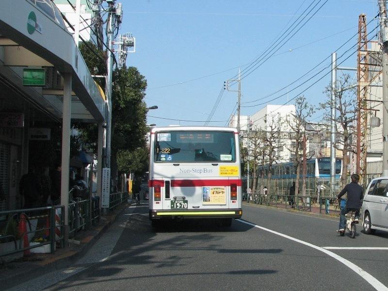 品94品川駅行き