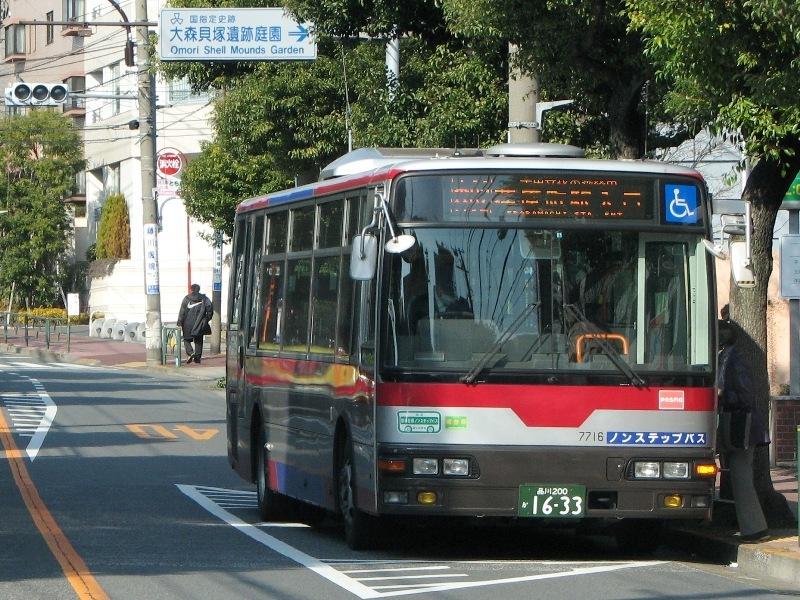 森02荏原町駅入口行き