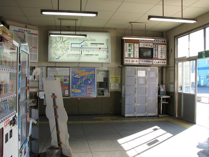 関東鉄道下妻駅