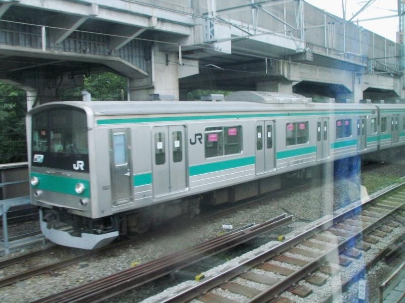JR205系電車