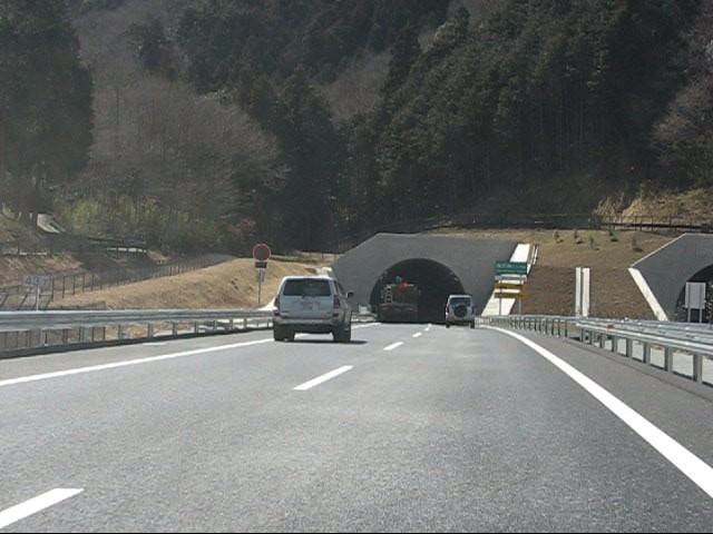塩坂峠トンネル