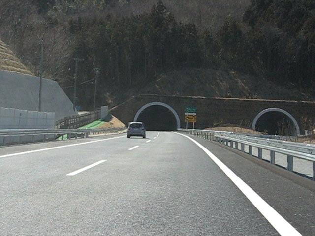 大岩トンネル