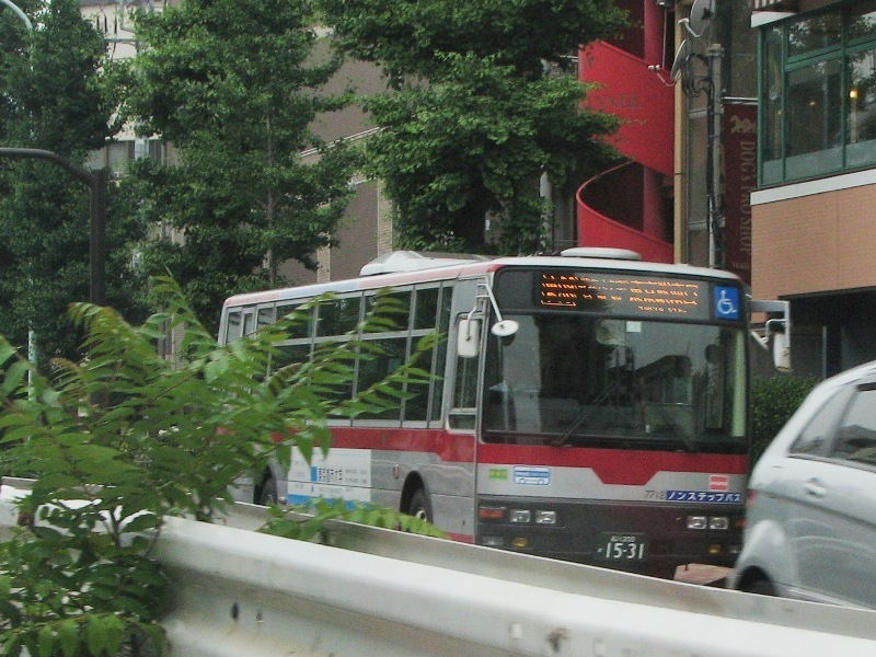 東98東急車