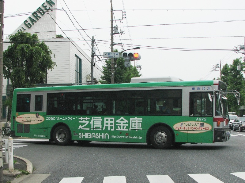 ラッピングバス