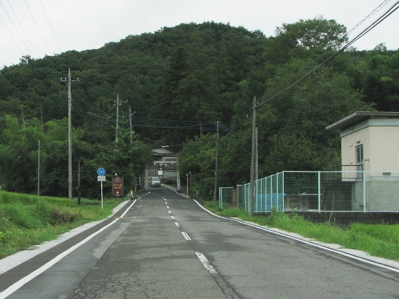 県道唐澤山公園線