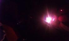 真っ暗な夜