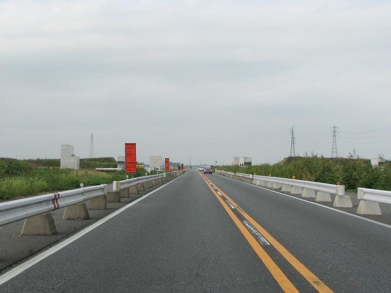 水海道IC