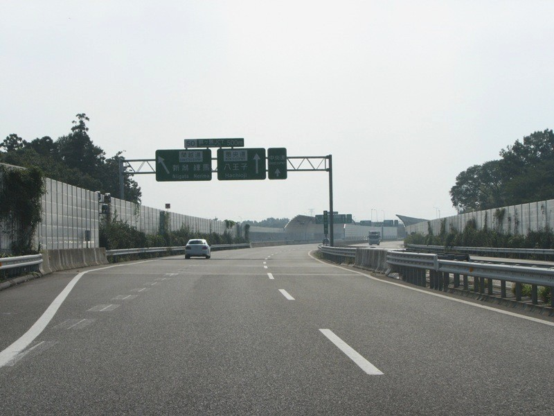 鶴ヶ島JCT