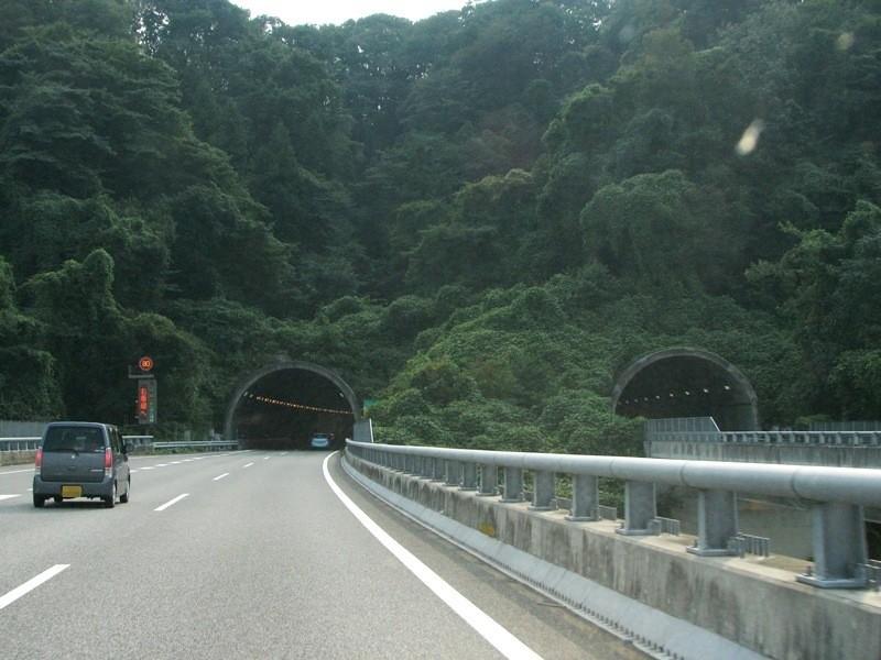 圏央道 川口トンネル