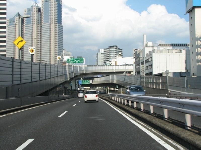 西新宿JCT