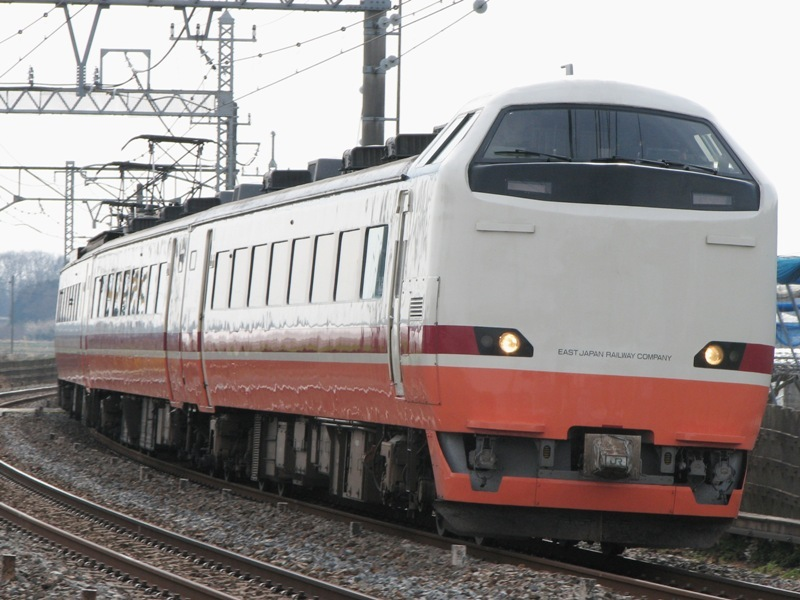 JR485系
