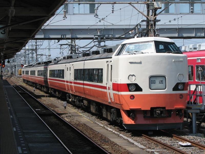 JR189系