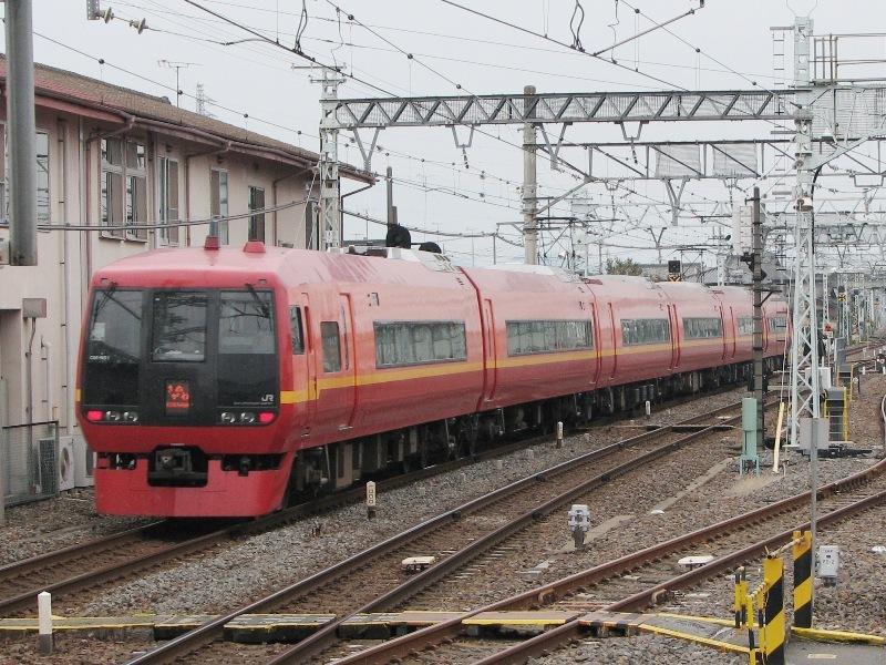 JR253系1000番台車