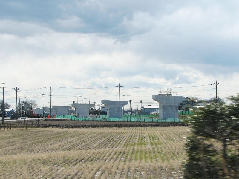 圏央道 埼玉から茨城へ
