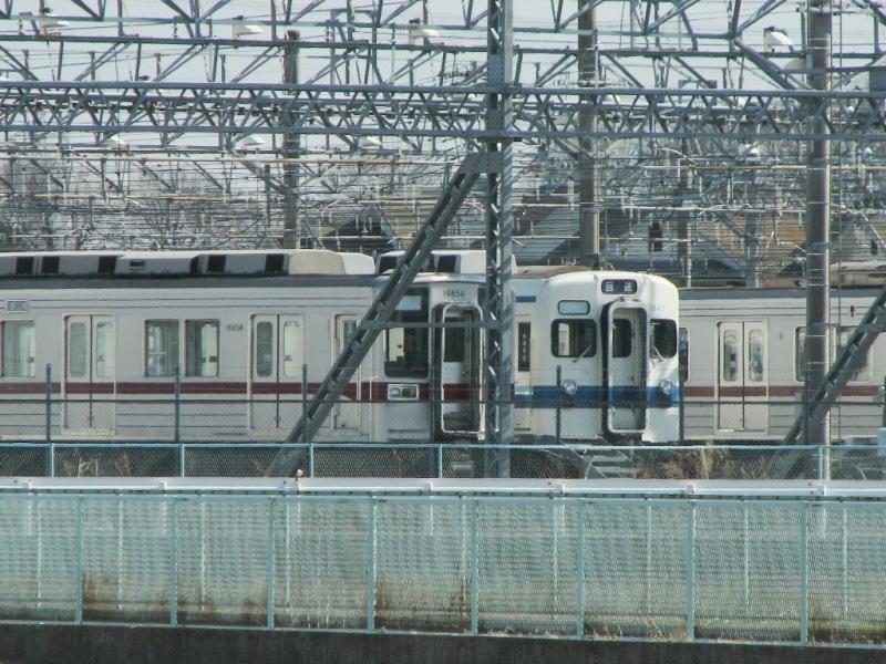 東武8111F