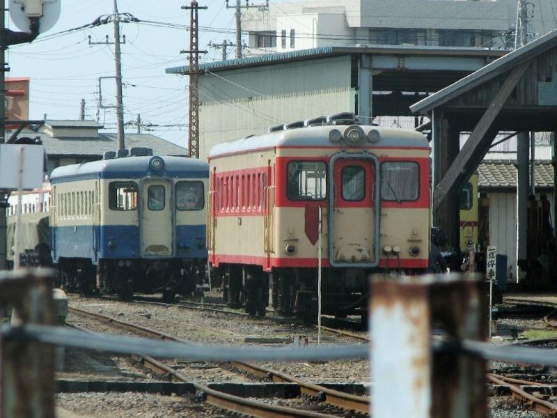 ひたちなか海浜鉄道 那珂湊