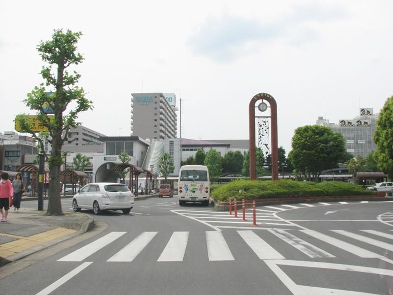 JR牛久駅