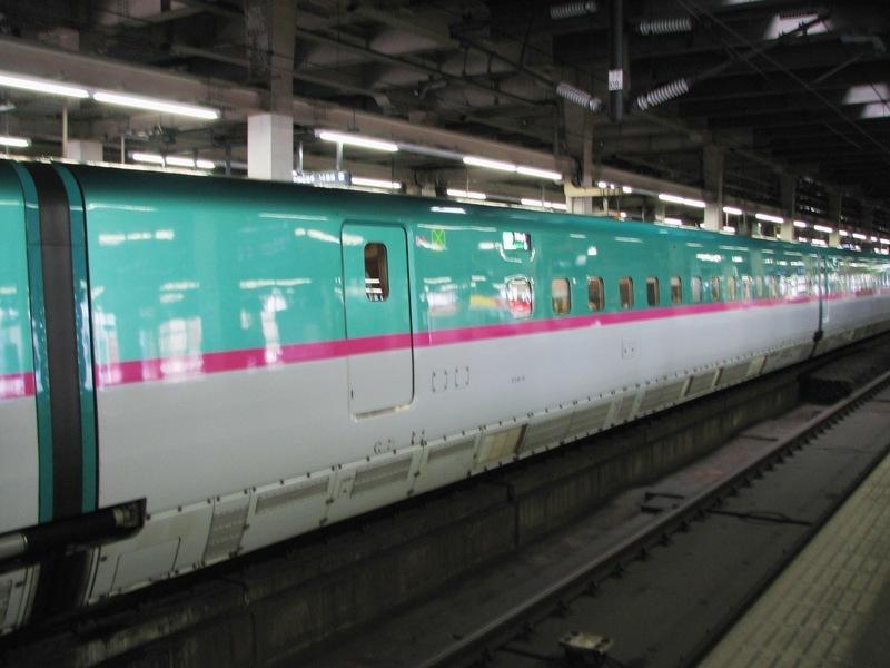 E5系グリーン車