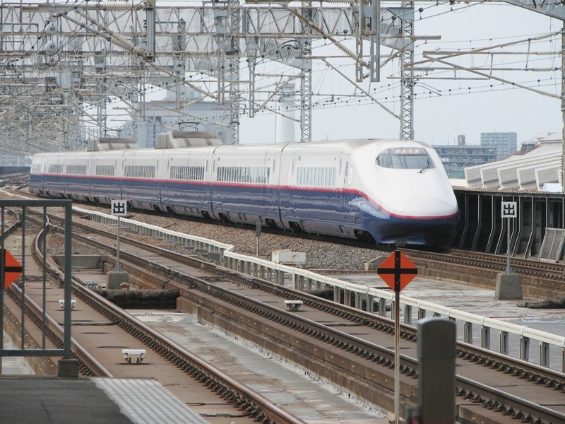 長野新幹線E2系「あさま」